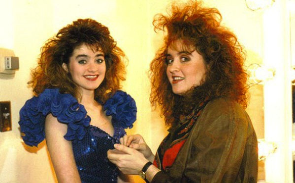 Big Hair from the 80's