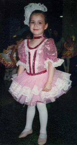 Katie First Dance Recital