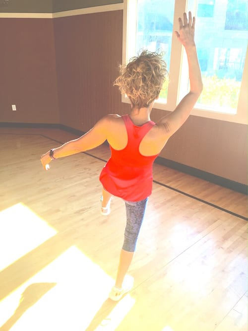 KathrynWheat.com Body Combat Fall